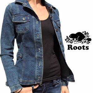 Roots- Jean Jacket